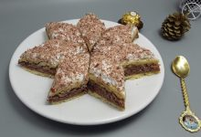 Prajitura Katy - prajitura cu foi fragede