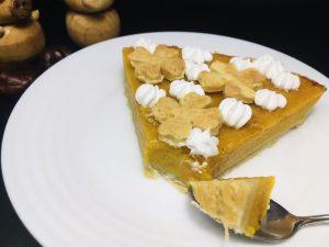 Pumpkin Pie- Placinta americana cu dovleac
