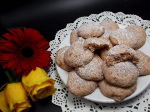 Biscuiti de post cu dulceata