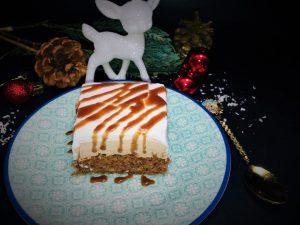 Prajitura Noapte de iarna cu caramel